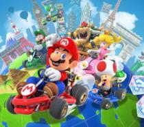 Mario Kart Tour è gratis su App Store e Google Play