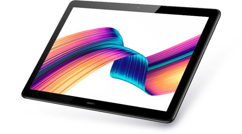 Immagine stampa del Huawei MediaPad T5