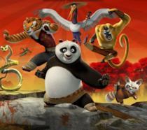 i personaggi di Kung Fu Panda