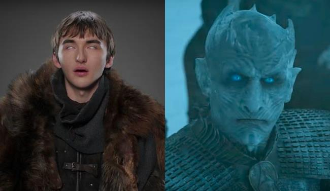 Bran e il Night King