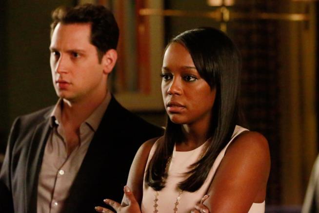 Matt McGorry e Aja Naomi King in Le Regole del Delitto Perfetto