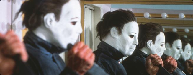 Michel Myers in Halloween