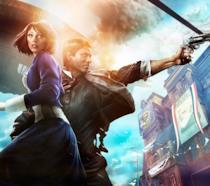 La copertina di BioShock Infinite