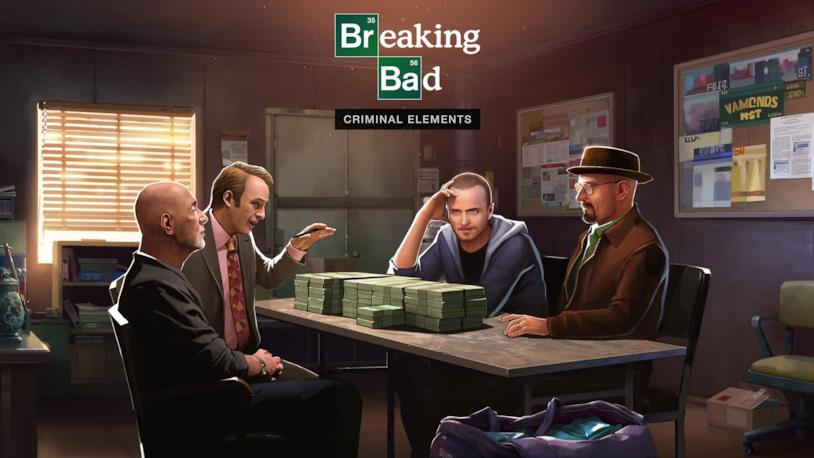 Breaking Bad: Criminal Elements, gioco dedicat allo show AMC