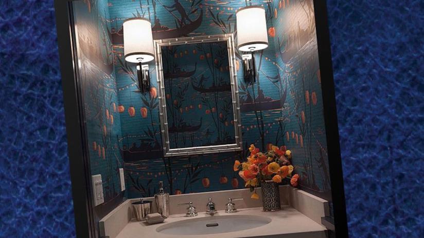 Il nuovo bagno di Cluedo