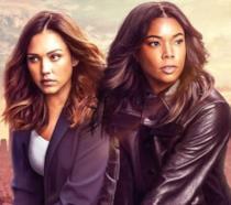 Gabrielle Union e Jessica Alba nella prima immagine promo di L.A.'s Finest