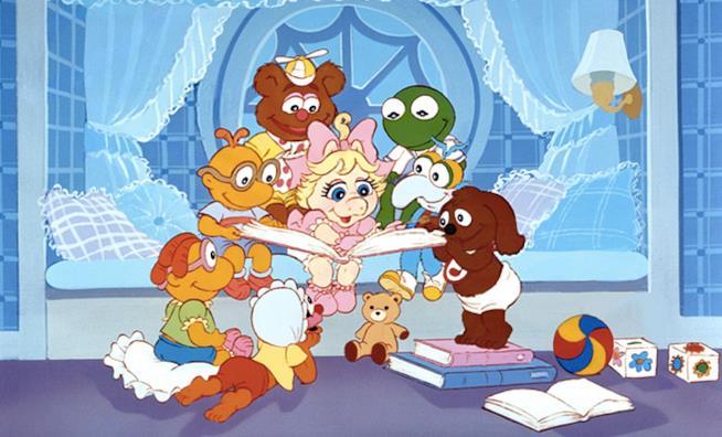 Una scena di Muppet Babies