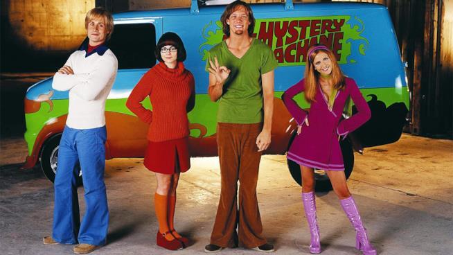Il cast di Scoody-Doo