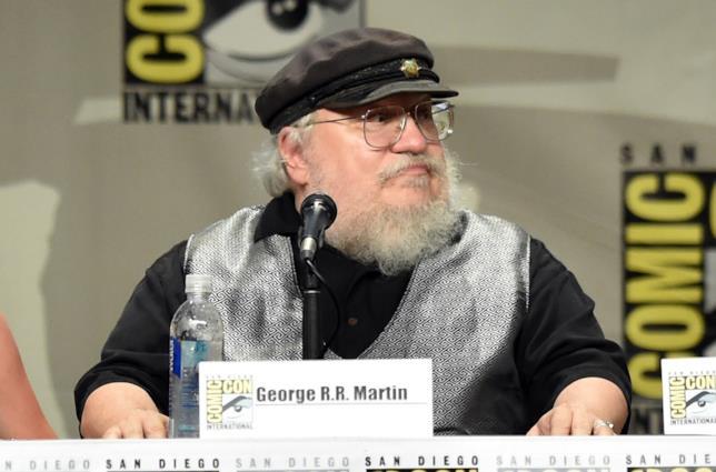 George Martin al Comic-Con di San Diego