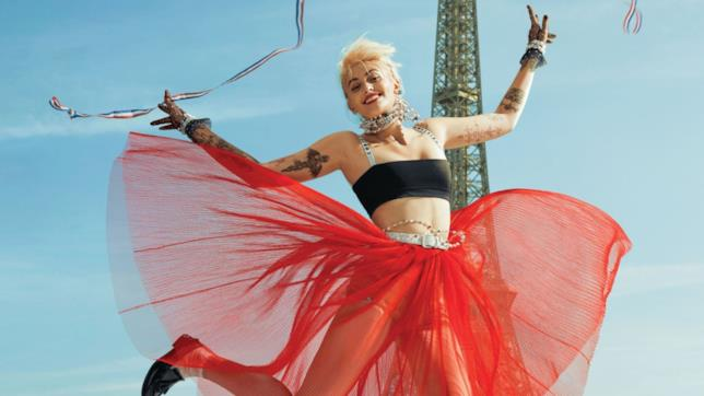 Paris Jackson come Madonna