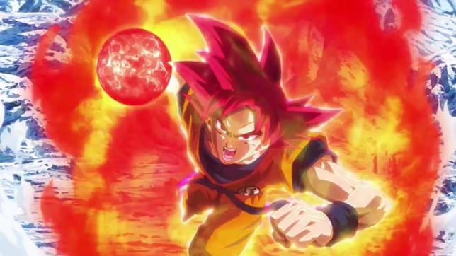 Goku e la tecnica simile al Rasengan