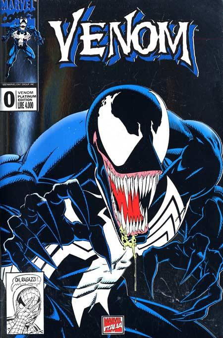 Il fumetto di Venom