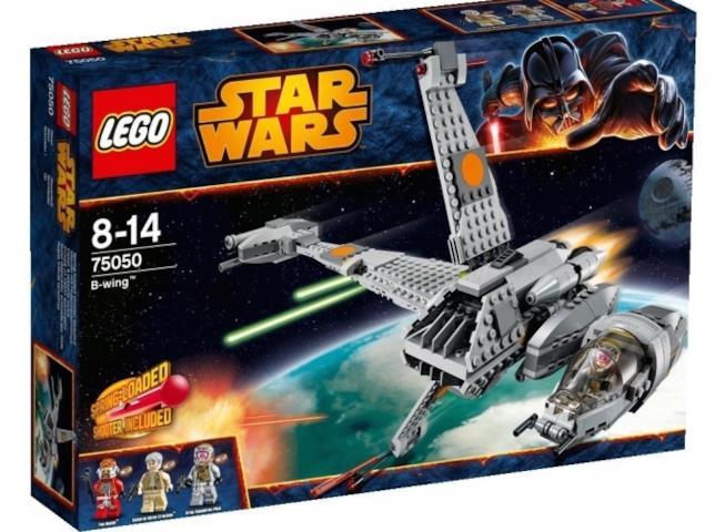 Set LEGO B-Wing