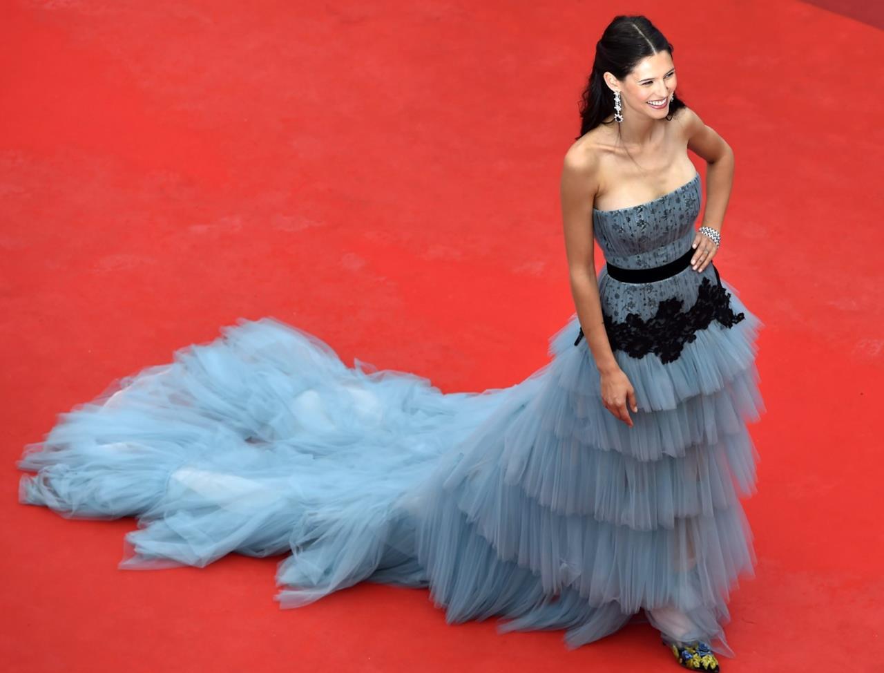 Bianca Balti sul red carpet di Cannes 2016