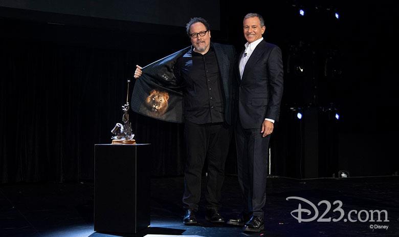 Il regista Jon Favreau