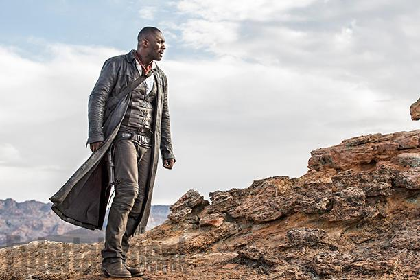La Torre Nera, Idris Elba