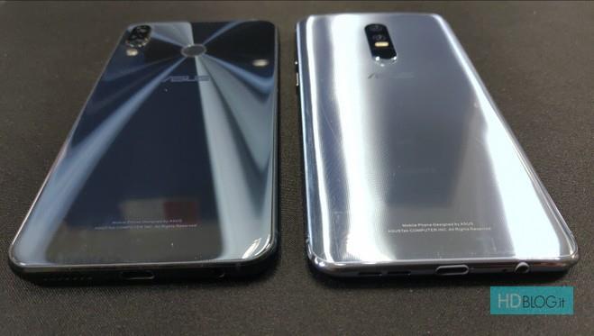 Una foto trapelata in rete mostra la scocca posteriore di ASUS ZenFone 6