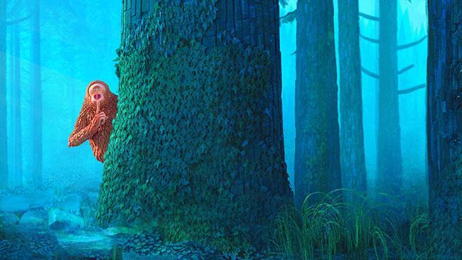 Mr. Link nel nuovo film di LAIKA