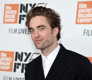 Un primo piano di Robert Pattinson
