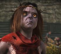 Una delle curiose creature che popolano il mondo di The Witcher 3