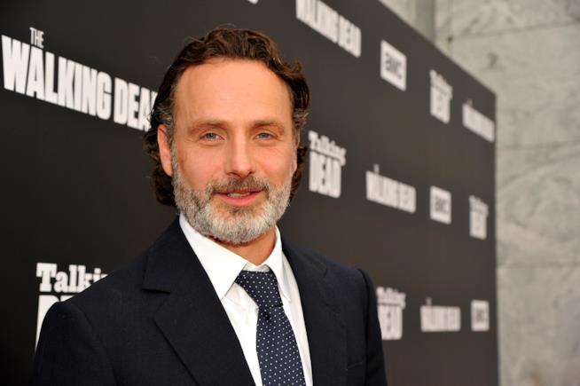 C'è anche Andrew Lincoln tra i candidati a diventare James Bond?
