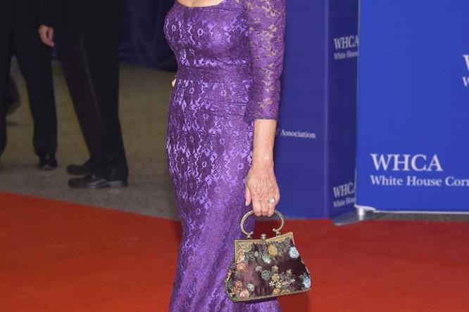 Helen Mirren alla Cena dei Corrispondenti 30 aprile 2016