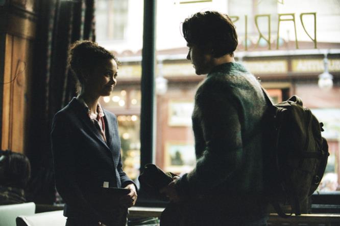 Scena del film La Mia Vita con John F. Donovan
