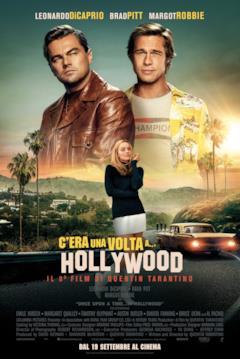 C'era una volta a... Hollywood - Poster coi protagonisti