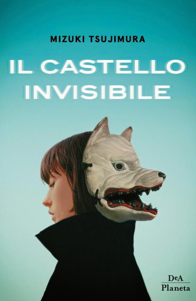 La copertina di Il castello invisibile
