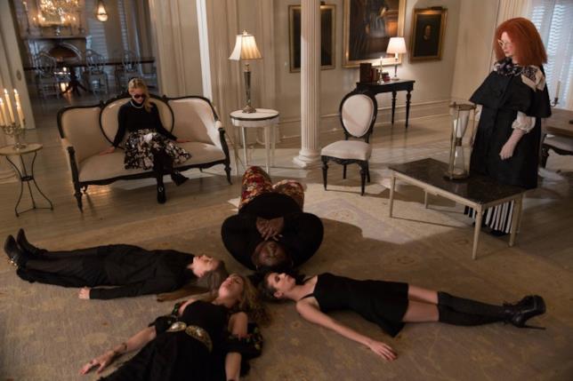 Un'immagine da American Horror Story: Coven
