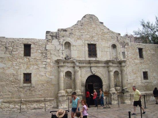 Fort Alamo, San Antonio, Texas