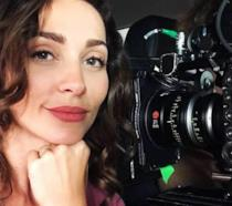 Carlotta Montanari, l'attrice italiana presenzia nel cast de The Assassination Of Gianni Versace