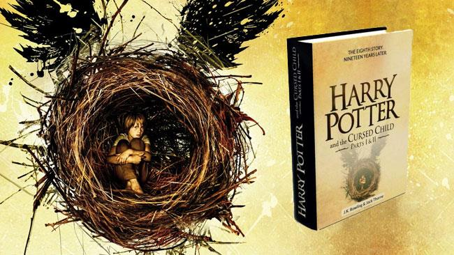 Harry Potter and the Cursed Child sarà anche un libro