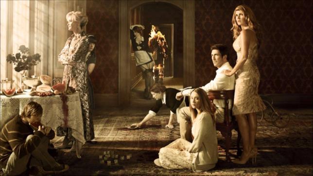 Gli attori della prima stagione di American Horror Story