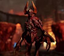 Il nuovo demone di Doom in azione nel primo DLC