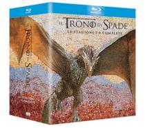 Il Cofanetto del Trono di Spade stagioni 1-6 in recensione