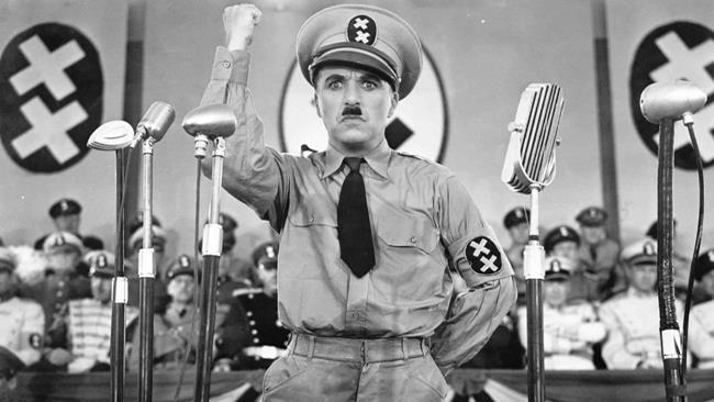 Il Grande Dittatore di Chaplin