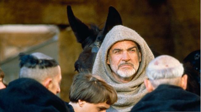 Sean Connery ne Il nome dell rosa
