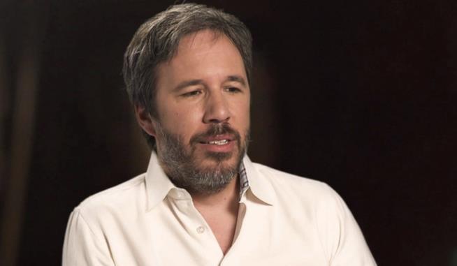 Un primo piano di Denis Villeneuve