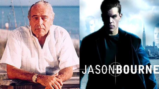 Robert Ludlum e il personaggio cinematografico di Jason Bourne