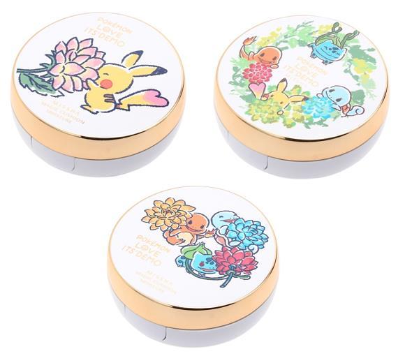 I fondotinta colorati dei Pokémon
