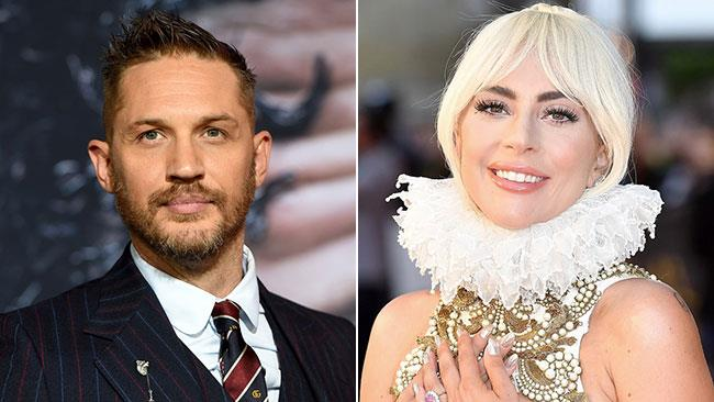 Tom Hardy e Lady Gaga