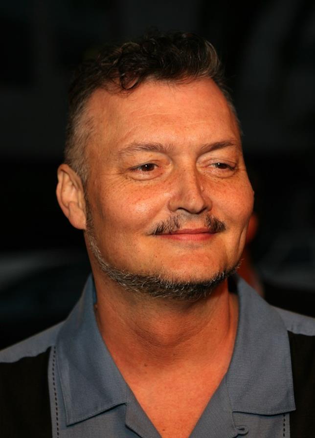 Il regista Victor Silva