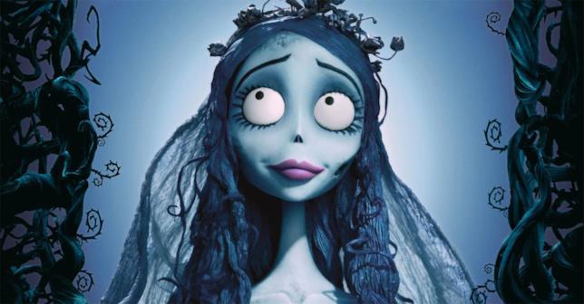 Emily, la dolcissima sposa cadavere di Tim Burton