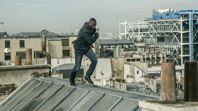 Idris Elba, nel film Bastille Day
