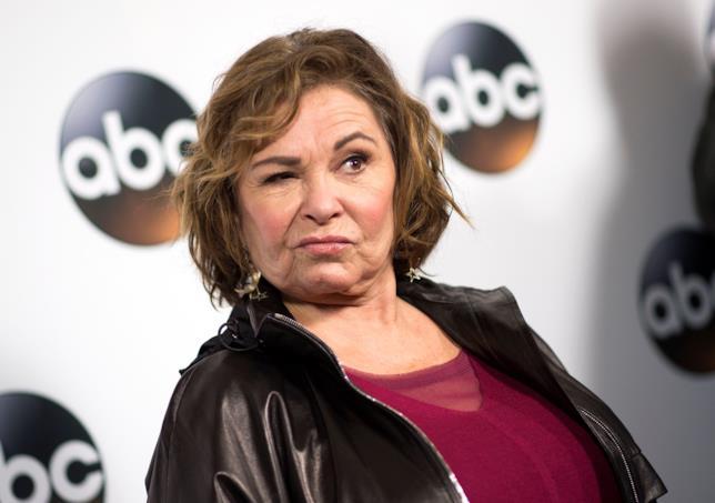 La controversa attrice Roseanne Barr