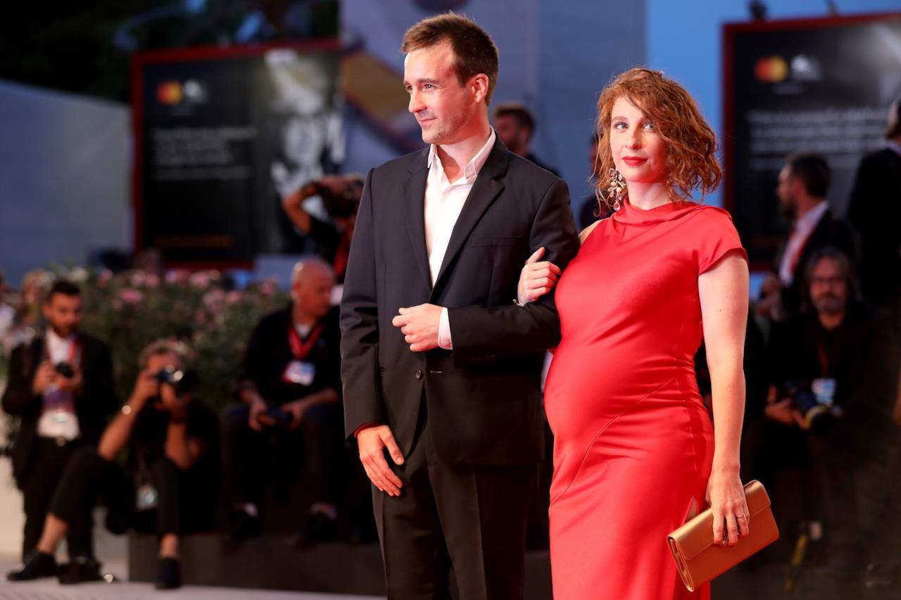 Lola Naymark insieme a Gregoire Leprince-Ringuet