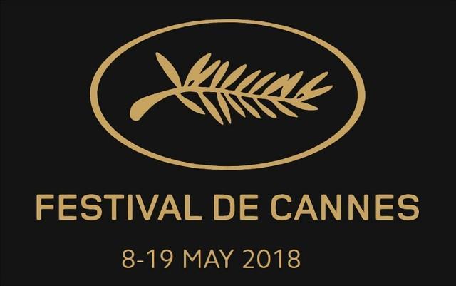 Logo di Cannes 2018 (dall'8 al 19 maggio)