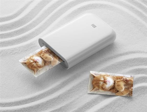 Immagine stampa della Mi Pocket Photo Printer