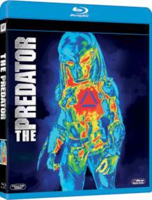 Il formato Blu-ray di The Predator